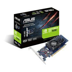 Asus GeForce GT1030 2GB GDDR5/64-bit, PCIe 3.0, DVI/HDMI, Low Profile