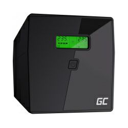 Green Cell UPS Micropower 1000VA/600W, Line Interactive AVR, LCD