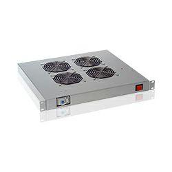Tecnosteel ventilacija za ormar 4×ventilator sa termostatom, 19