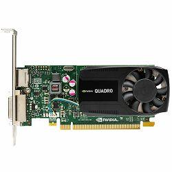 Grafička kartica NVIDIA Quadro  K620 (ATX Bracket) 2 GB DDR3/128-bit, DVI-I (1), DP 1.2 (1)/Single Slot