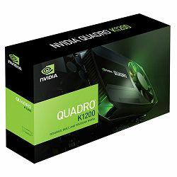 Grafička kartica NVIDIA Quadro K1200 4 GB GDDR5/128-bit 4xminiDP (LP Bracket) W/MDP-DP Cable