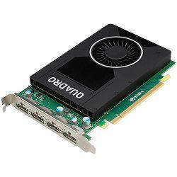 Grafička kartica NVIDIA Quadro M2000 GDDR5 4Gb, 128-bit, 4*DP1.2, PCI Express 3.0x 16