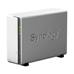 Synology DS120j DiskStation 1-bay NAS server, 2.5