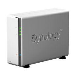 Synology DS120j DiskStation 1-bay NAS server, 2.5