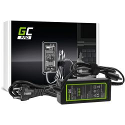 Green Cell (AD73P) AC adapter 65W, 19V/3.42A, 3.0mm-1.1mm