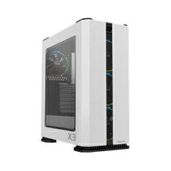 Kućište Zalman X3 RGB LED Midi-Tower ATX kućište, bez napajanja, bijelo