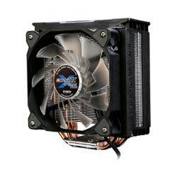 Zalman CNPS10X OPTIMA II hladnjak za procesor LGA 775-1156, AM2-FM1, 120mm ventilator, PWM control, Hydraulic Bearing, white LED, crni