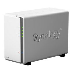 Synology DS220j DiskStation 2-bay NAS server, 2.5