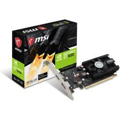 Grafička kartica MSI GeForce GT 1030 2G, 2GB GDDR5/64-bit,  PCIe 3.0, HDMI/DP, Low Profile (GT1030 2G LP OC)