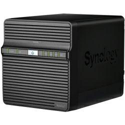 Synology DS420j DiskStation 4-bay NAS server, 2.5