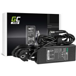 Green Cell (AD09P) Dell AC adapter 90W, 19V/4.62A, 7.4mm-5.0mm
