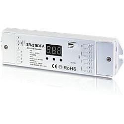 EcoVision LED DMX dekoder za trake 12-36V DC,4x5A ( 60-180W )