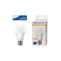 LED Žarulja Ballet Wellmax E27 - 11W, 3000K, 1000lm, Samsung SMD, 230V