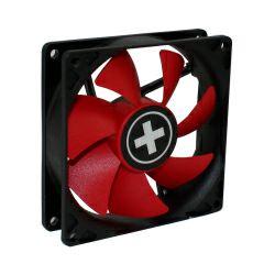 Hladnjak za kućište Xilence 80×80×25mm, PMW, crno/crveni