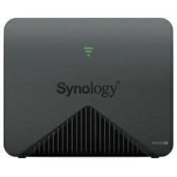 Synology MR2200ac Mesh Router, Quad-Core 717 MHz, 256MB DDR3, 2.4/5GHz, IEEE 802.11a/b/g/n/ac, MU-MIMO