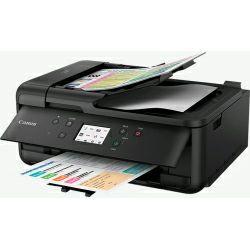 Canon Pixma TR7550 Print/Scan/Copy/Fax pisač, A4, Duplex, 15/10 str/min. c/b, 4800×1200dpi, ADF, USB/WiFi/BT
