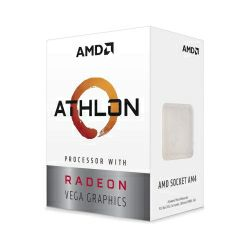 AMD Athlon 3000G (3.50GHz), Socket AM4, 4MB cache, Radeon Vega 3, 35W