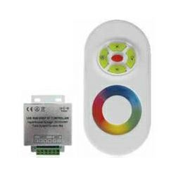 EcoVision LED RGB komplet: kontroler ( 3x6A ) + daljinski