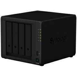Synology DS420+ DiskStation 4-bay NAS server, 2.5