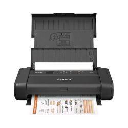 Canon Pixma TR150 A4 pisač, 9/5.5 str/min. c/b, 4800×1200dpi, USB/WiFi + baterija