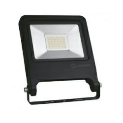 Reflektor Ledvance VALUE  LED 30W, 4000K, 2700lm, IP65, IK06, crni