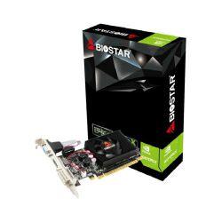 Biostar GeForce G210 1GB DDR3/64-bit, PCIe 2.0, VGA/DVI/HDMI
