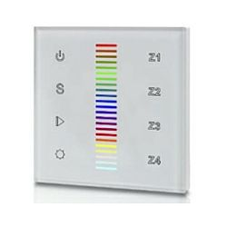 EcoVision LED Dali RGB zidni upravljač za trake