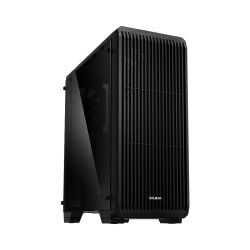 Kućište Zalman S2 Midi-Tower ATX bez napajanja, Tempered Glass, crno