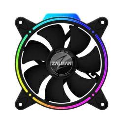 Zalman ZM-RFD120A hladnjak za kućište 120×120×25mm, dual RGB, Hydro Bearing, crni