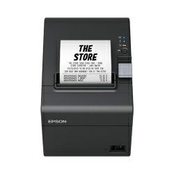 Epson TM-T20III POS pisač + PS, rezač, USB/RS232, crni (C31CH51011)