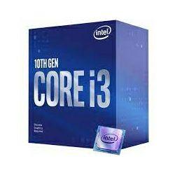 Intel Core i3-10100F 3.6/4.3 GHZ (4 Cores), 6MB, S.1200, sa hladnjakom