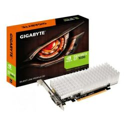 Grafička kartica Gigabyte GeForce GT1030 2G Silent, 2GB GDDR5/64-bit, PCIe 3.0, DVI-D/HDMI, Low profile (GV-N1030SL-2GL)