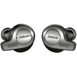 Jabra Elite 65t BT5.0 In-ear bežične stereo slušalice, titanium/crne