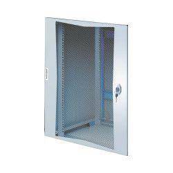 Tecnosteel staklena vrata za CompactNet zidne ormare U22, siva (FP9126RIC)