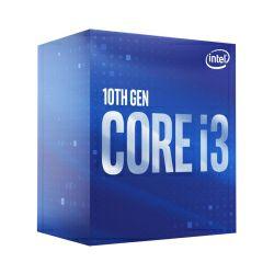 Procesor Intel Core i3-10105 3.7/4.4GHz (4 Cores), 6MB, S.1200, UHD grafika, sa hladnjakom