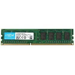 Crucial DIMM 8GB DDR3L 1600MHz 240-pin (CT102464BD160B)
