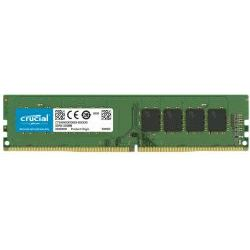 Crucial DIMM 8GB DDR4 2400MHz 240-pin (CT8G4DFS824A)