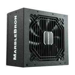 Enermax 550W Marblebron, ATX, 80+ Bronze, DC-DC, semi-modular 2×PCIe, 6×SATA, 24-pina, 120mm ventilator