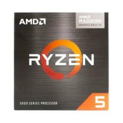 Procesor AMD Ryzen 5 5600G (3.9GHz/4.4GHz), 6C/12T, Socket AM4, Radeon Graphics, sa hladnjakom