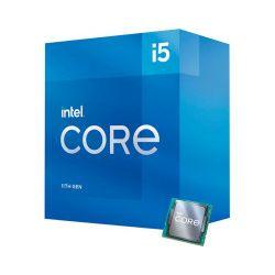 Procesor Intel Core i5-11600 - 2.80GHz/4.80GHz (6 Cores), 12MB, S.1200, UHD grafika, sa hladnjakom
