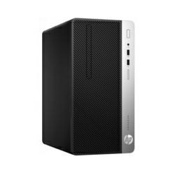 Računalo HP 400 G5 MT, Intel Core i3-8100, 8GB DDR4, 256GB SSD, Intel UHD, DVDRW, G-LAN, FreeDOS + tipkovnica/miš
