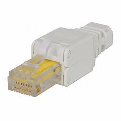 INTELLINET Cat5/6 Tooless RJ 45 Modular Plug