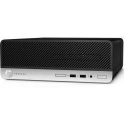 Računalo HP ProDesk 400 G6 SFF, Intel Core i3-9100, 8GB DDR4, 256GB PCIe NVMe SSD, Intel UHD, G-LAN, DVD-RW, Windows 10 Professional + tipkovnica/miš