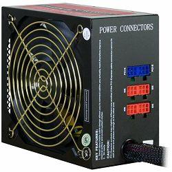 Napajanje INTER-TECH Power Supply Energon EPS-650CM, 650W, Modular, 135mm fan