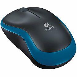 Miš LOGITECH Wireless M185 - EER2 - BLUE