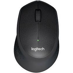 Bežični miš LOGITECH M330 SILENT PLUS - EMEA - BLACK