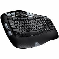 LOGITECH Wireless Keyboard K350 - EMEA Business - Croatian layout