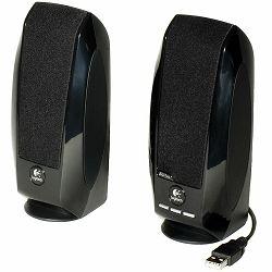 LOGITECH Zvučnici 2.0 S150 - WW OEM - BLACK