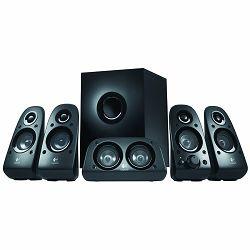 LOGITECH Zvučnici Audio System 5.1 Z506 - EMEA