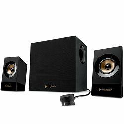 Zvučnici LOGITECH Audio System 2.1 Z533 - EU - BLACK